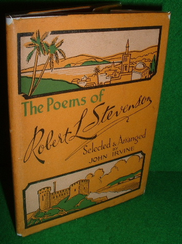 Image for THE POEMS OF ROBERT LOUIS STEVENSON