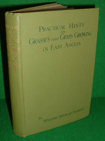 Image for Practical Notes on GRASSES & GRASS GROWING in East Anglia