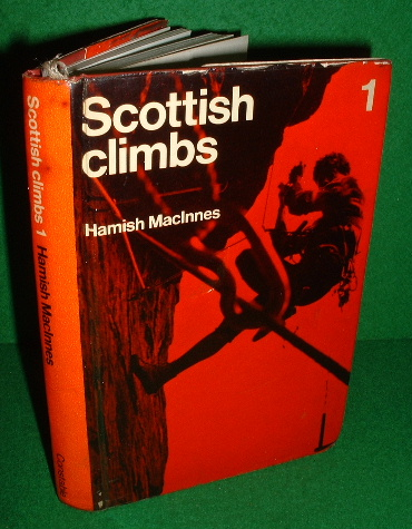 Image for SCOTTISH CLIMBS , vol 1 , 2nd Revised Edition , A Mountaineer's Pictorial Guide to Climbing in Scotland