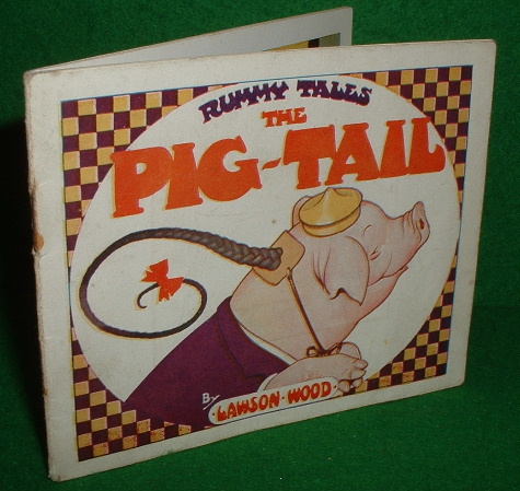 Image for THE PIG-TAIL and How It Was Found , Rummy Tales series
