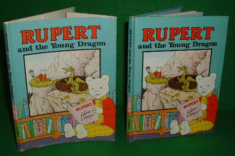 Image for RUPERT and the Young Dragon , Rupert Colour Library series