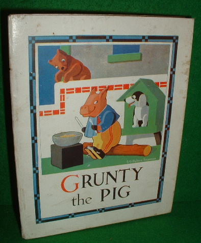 Image for GRUNTY THE PIG Out of the Ark series