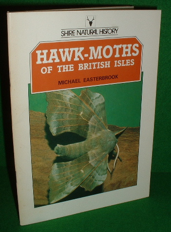 Image for HAWK-MOTHS OF THE BRITISH ISLES Shire Natural History series
