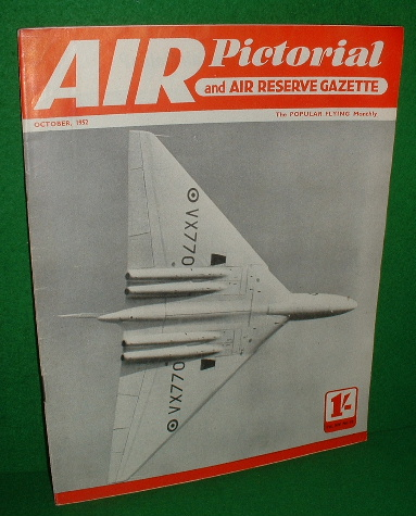 Image for AIR PICTORIAL and Air Reserve Gazette , Vol X1V no 10 , 1952 October Magazine
