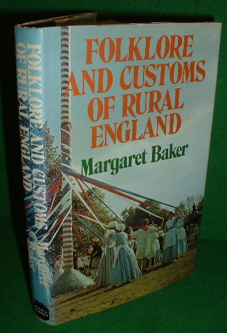 Image for FOLKLORE AND CUSTOMS OF RURAL ENGLAND