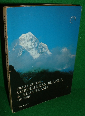 Image for TRAILS OF THE CORDILLERAS BLANCA & HUAYHUASH of PERU