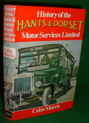 Image for HISTORY OF THE HANTS AND DORSET MOTOR SERVICES LIMITED