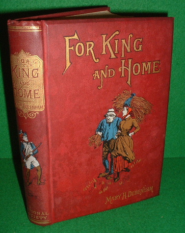 Image for FOR KING AND HOME French Revolution Period Tale