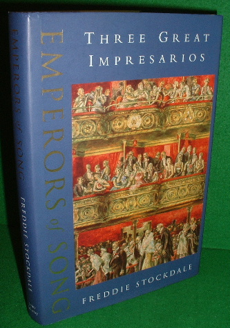 Image for EMPERORS OF SONG Three Great Impresarios