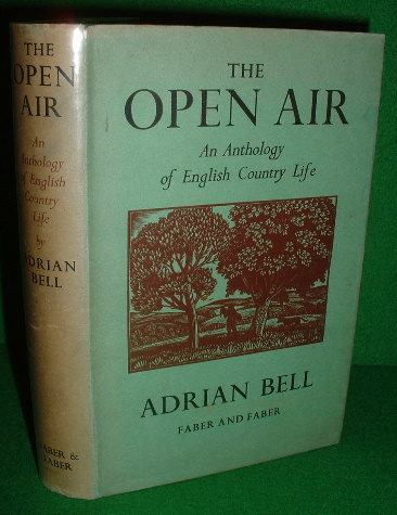 Image for THE OPEN AIR An Anthology of English Country Life