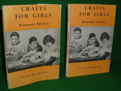 Image for CRAFTS for GIRLS A FOYLES HANDBOOK