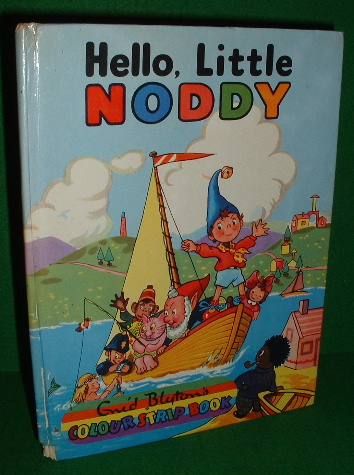 Image for HELLO LITTLE NODDY , Enid Blyton's Colour Strip Book