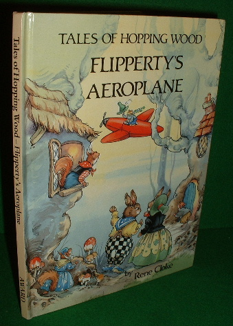 Image for FLIPPERTY'S AEROPLANE Tales of Hopping Wood series