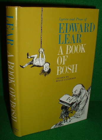 Image for LYRICS AND PROSE OF EDWARD LEAR A BOOK OF BOSH