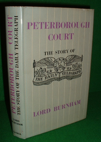 Image for PETERBOROUGH COURT The Story of The Daily Telegraph
