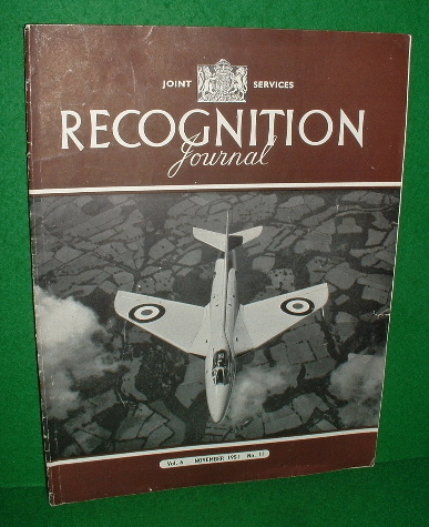 Image for RECOGNITION JOURNAL 1951 , NOVEMBER , Vol 6, No 11 , Joint Services