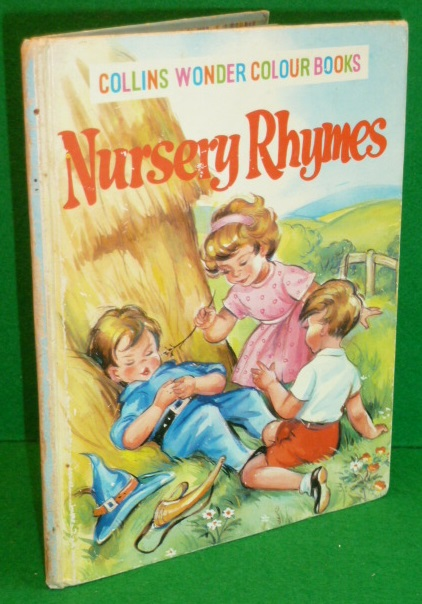 Image for NURSERY RHYMES Collins Wonder Colour Books