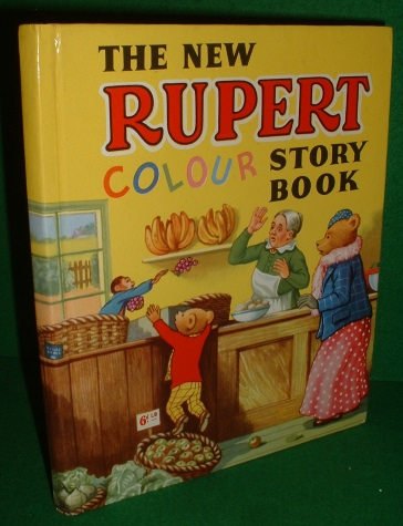 Image for The NEW RUPERT Colour STORY BOOK