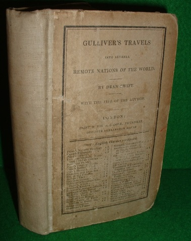 Image for GULLIVER'S TRAVELS INTO SEVERAL REMOTE NATIONS OF THE WORLD With the Life of the Author