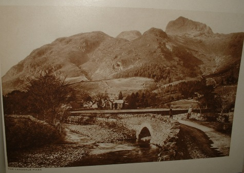 Image for THE ENGLISH LAKELAND Portrayed in 52 De lux Photogravures