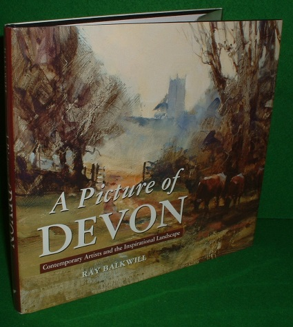 Image for A PICTURE of DEVON Contemporary Artists and the Inspirational Landscape