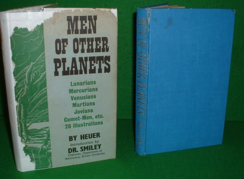 Image for MEN of OTHER PLANETS Factual
