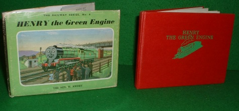 Image for HENRY THE GREEN ENGINE , No 6 The Railway Series