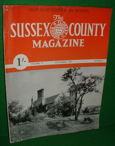 Image for THE SUSSEX COUNTY MAGAZINE