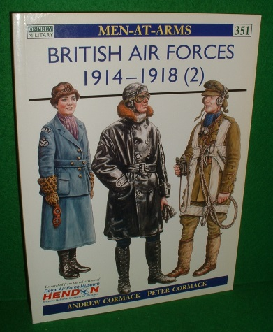 Image for BRITISH AIR FORCES 1914 - 18 [ 2 ] Men -at-Arms 351