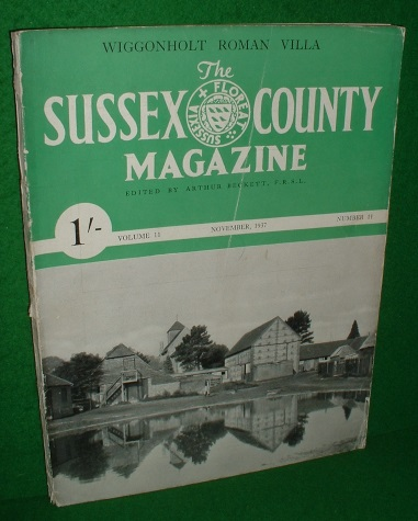 Image for THE SUSSEX COUNTY MAGAZINE Volume 11 November1937 No. 11