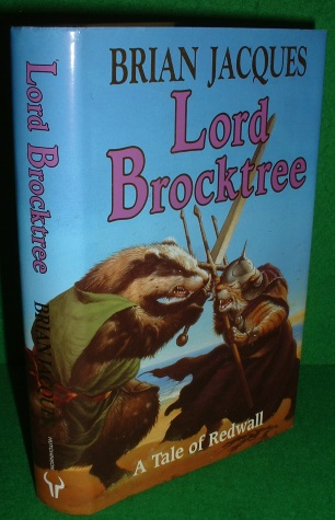 Image for LORD BROCKTREE A TALE OF REDWALL