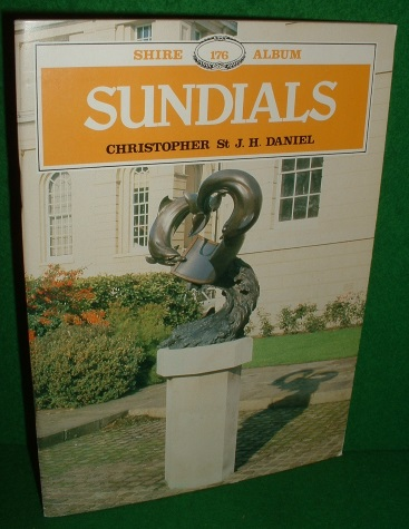Image for SUNDIALS a SHIRE BOOK No 176