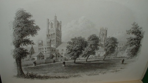 Image for HAND-BOOK TO THE CATHEDRAL CHURCH OF ELY WITH ENGRAVINGS