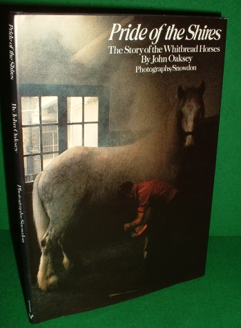 Image for PRIDE OF THE SHIRES THE STORY OF THE WHITBREAD HORSES