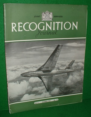 Image for RECOGNITION JOURNAL 1951 , OCTOBER , Vol 6, No 10 , Joint Services