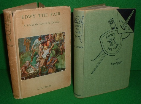 Image for EDWY The FAIR A Tale of the Days of St Dunstan