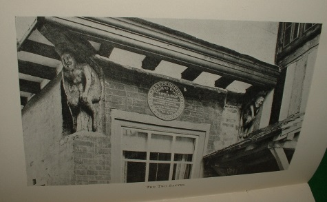 Image for AT THE SIGN OF THE BULL, LEWES , Sussex