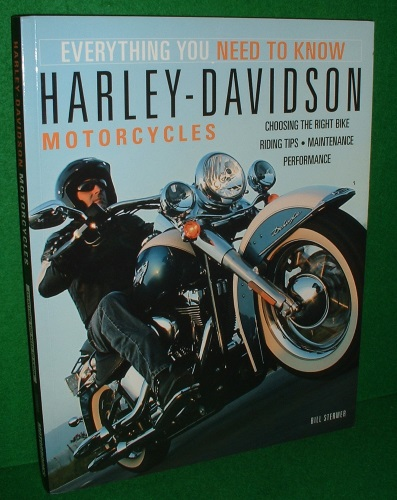 Image for HARLEY- DAVIDSON MOTORCYCLES Everything You Need to Know
