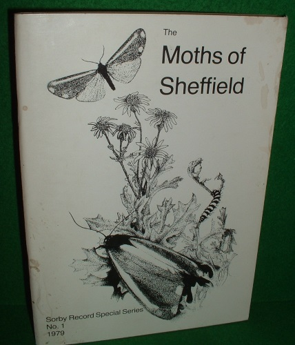 Image for The MOTHS of SHEFFIELD Sorby Record Special series No 1