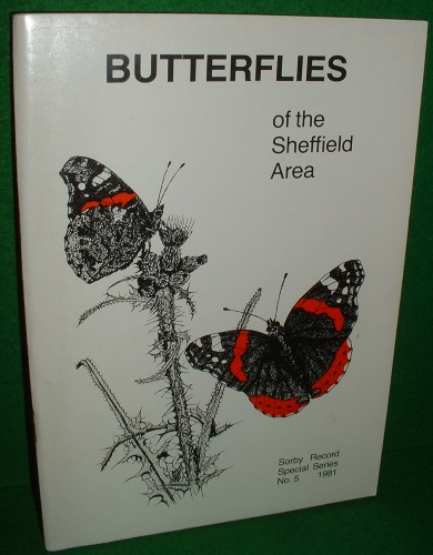 Image for BUTTERFLIES of the SHEFFIELD AREA Sorby Record Special series No 5