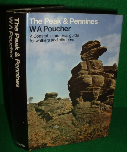 Image for THE PEAK & PENNINES  A CONSTABLE PICTORIAL GUIDE for WALKERS and CLIMBERS