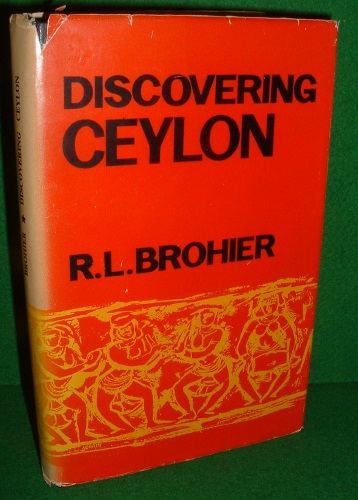 Image for DISCOVERING CEYLON