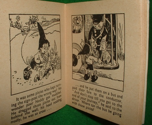 Image for NODDY HAS MORE ADVENTURES The Tiny Noddy Book no 2