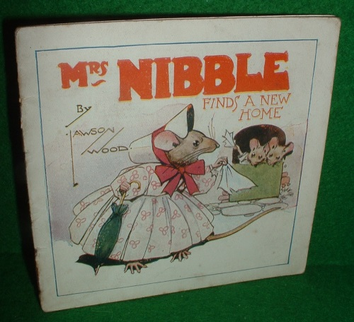 Image for MRS NIBBLE Finds A New Home [This Actual Title is printed, in full, to Front cover & Picture is also Different]