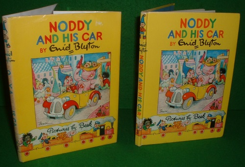 Image for NODDY AND HIS CAR no 3 in series