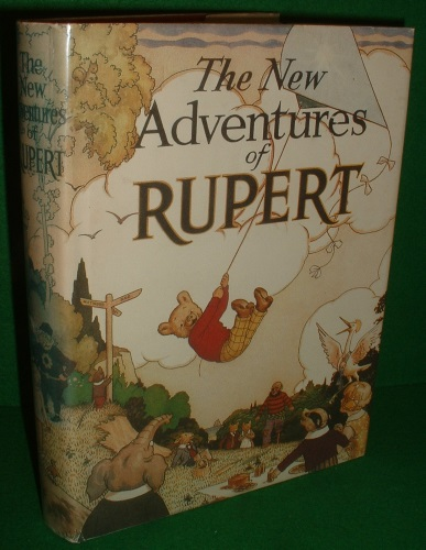 Image for THE NEW ADVENTURES OF RUPERT (Facsimile Limited Edition of 1936 Annual)