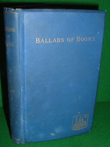 Image for BALLADS OF BOOKS