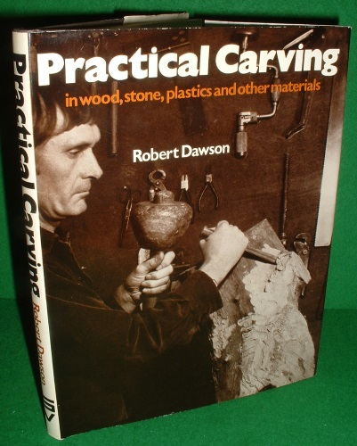 Image for PRACTICAL CARVING in WOOD , STONE & Other Materials