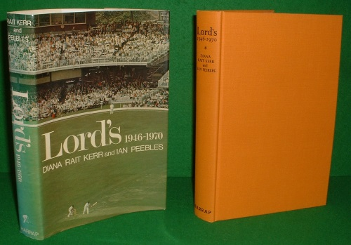 Image for LORD'S 1946 - 1970