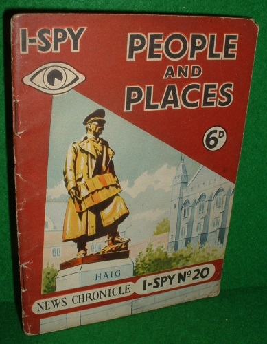 Image for I SPY PEOPLE AND PLACES No 20